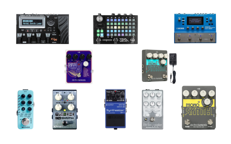 Top 10 Best Synth Pedals For Guitar & Bass in 2021 Review