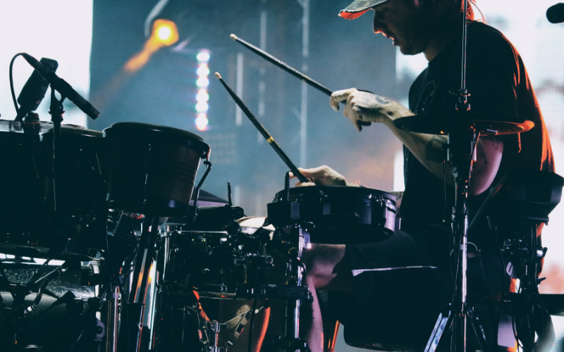 Top 9 Hardest Songs to Play on the Drums