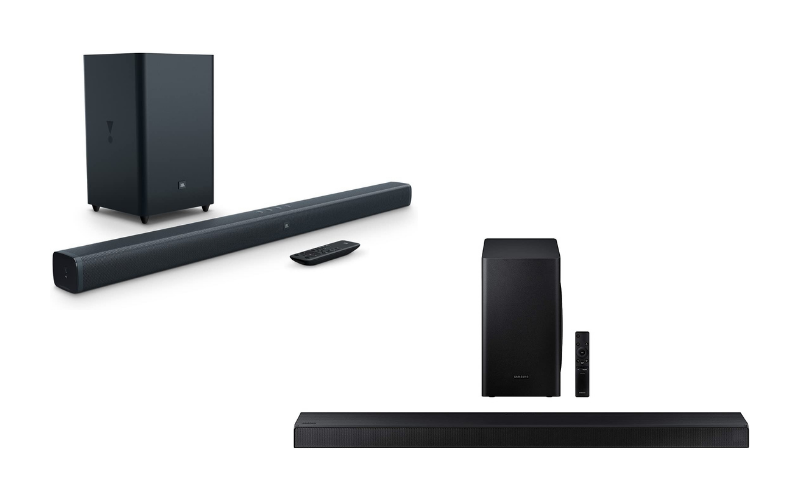 Soundbars are usually affordable
