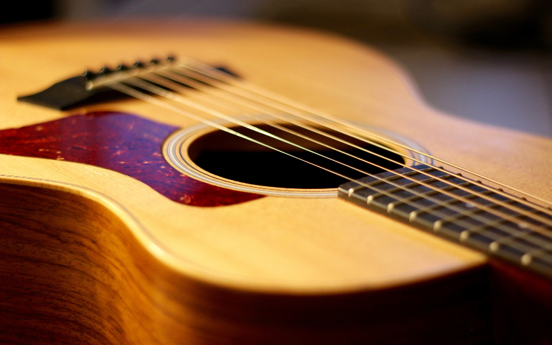 The Types of Guitar Finishes – Which is the Best?