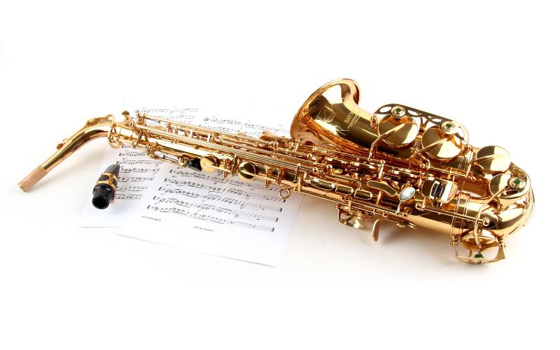 A Little Saxophone History