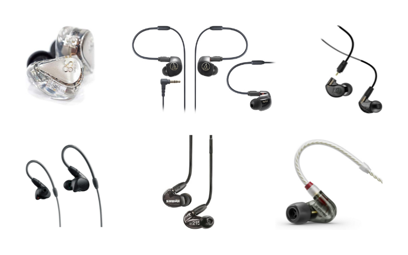 Best In-Ear Monitors for Singers – Top 6 Picks of 2021 Review