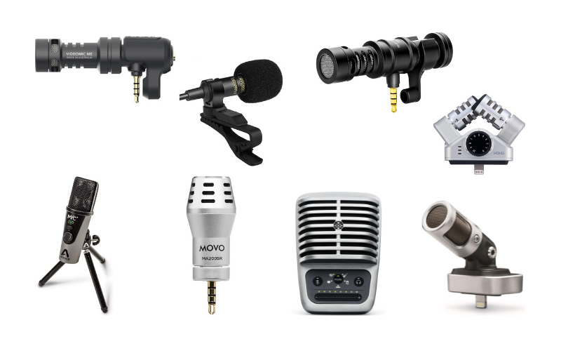 Top 8 Best Microphones For iPad on the Market in 2021 Review