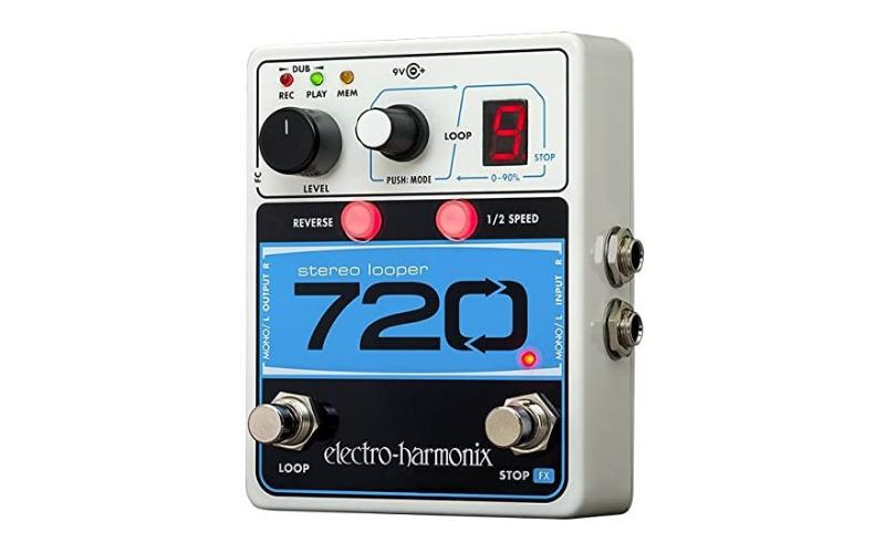 Electro-Harmonix 720 Review