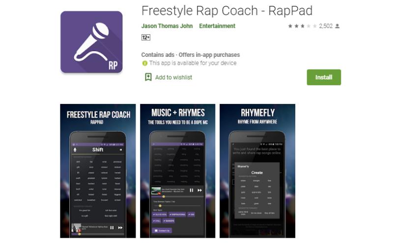Freestyle Rap Coach
