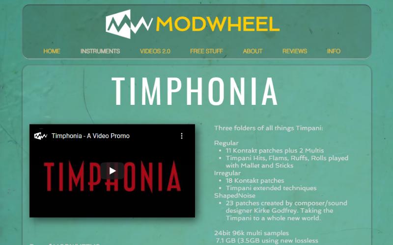 TIMPHONIA