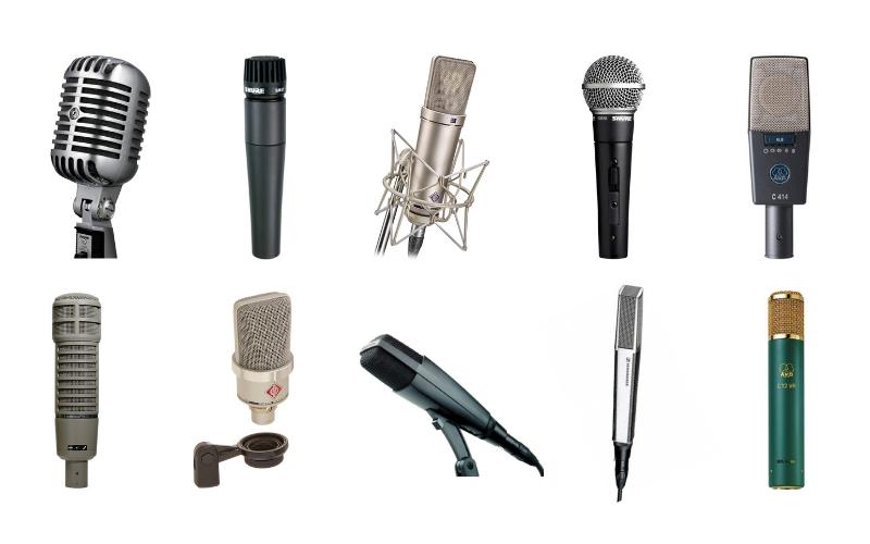 Best Vintage Microphones – Top 10 Picks of 2021 Review