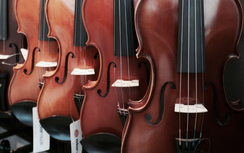 Top Violin Brands for Beginner and Intermediate Students