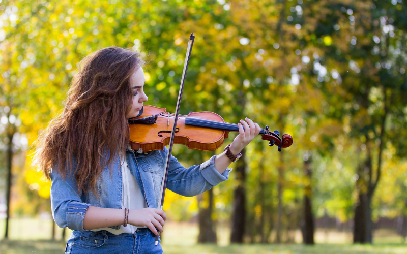 What Popular Songs Can I Play On The Violin?