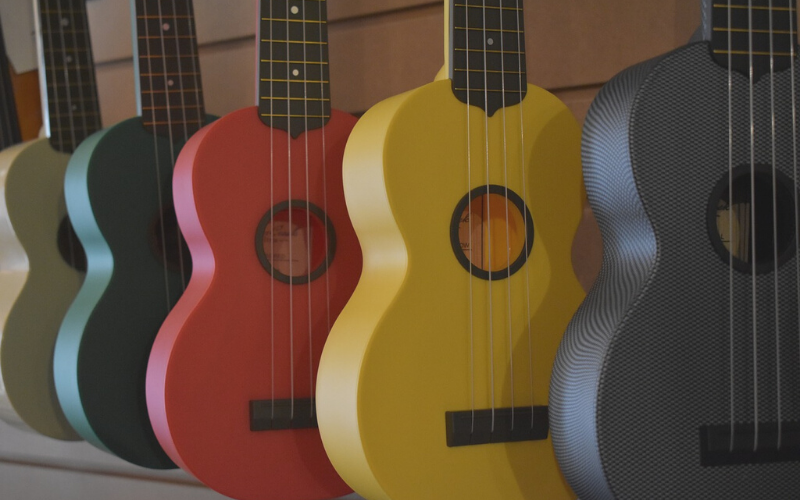 What is a Ukulele Guitar?