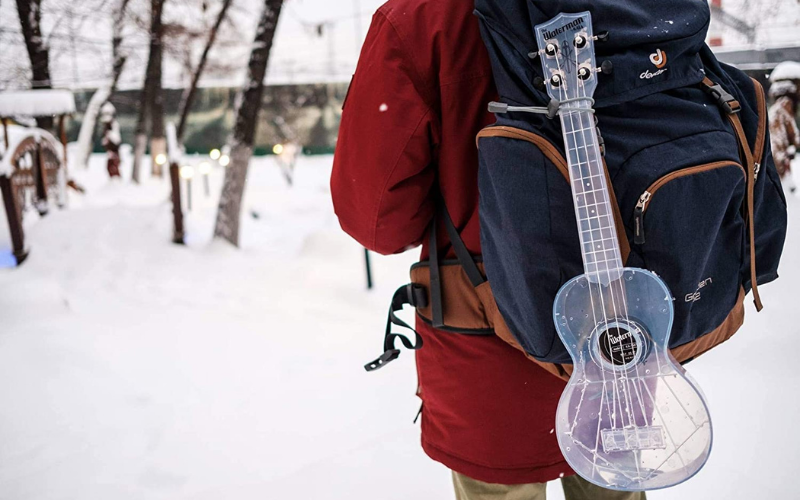 What is a Ukulele Made From